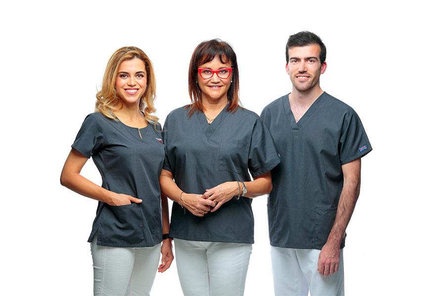 equipo clinica ortodoncia leon 1